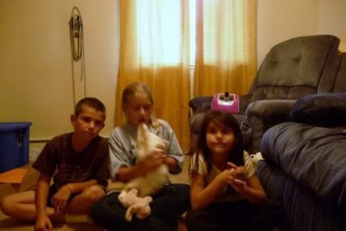 Brock, Skyler and Brooke