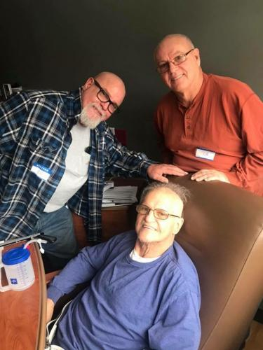 Dad and His 2 BrothersDecember 10, 2018